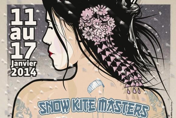 Snow Kite Master 2014