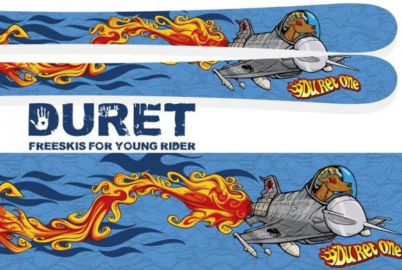 Ski Duret Kids
