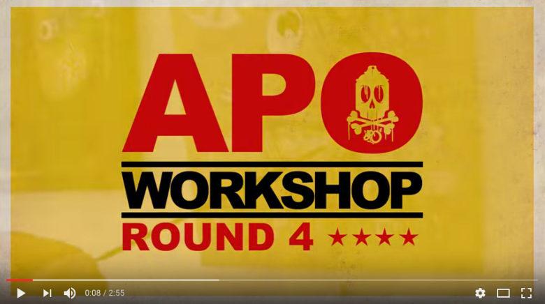 apoworkshop 2016 teaser