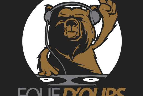 New logo for « FOLIE D'OURS »
